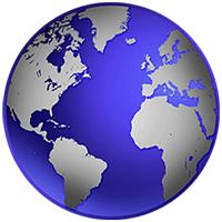future libraries globe logo