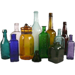 how-to-clean-antique-glass-bottles-tips-guide-help-information-pointers