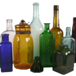 how to clean antique glass bottles,antique cleaning,glass cleaning,tips,help,pointers,guide