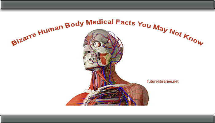 Bizarre Human Body Medical Facts You May Not Know | Future