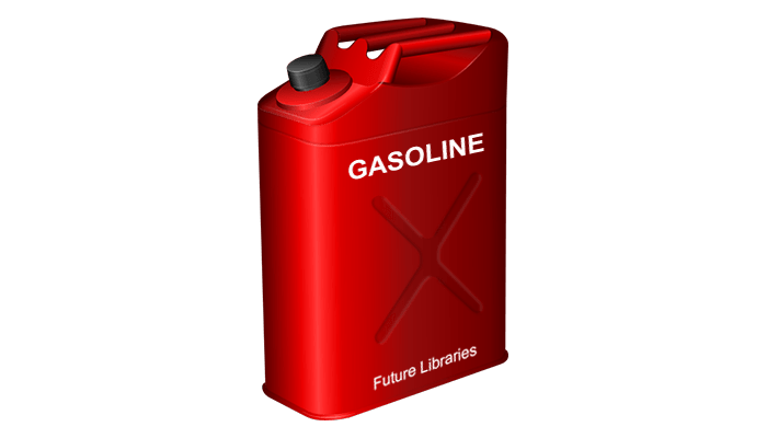 safe gasoline storage and disposal methods future libraries