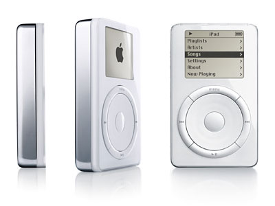 Apple iPod 1st Generation MP3 Music Player